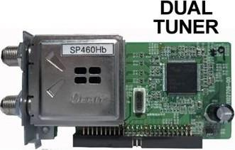 best selling VU+ Vu + DVB-S2 Dual Tuner Ship from Turkey HB-000042849