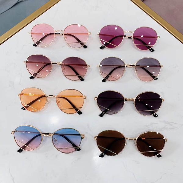 Art und Weise scherzt Sonnenbrillekind-Entwerfer-Sonnenbrille ultraviolette-Beweismädchensonnenbrillejungenglas-Entwerferzusätze Qualität A7018