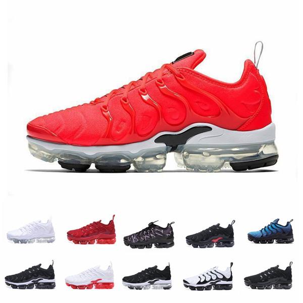 Nike Nuovo arrivo Be True Plus Tn Mens Designer Scarpe Bordeaux Barely Grey Grape Fashion Luxury Designer Scarpe da donna Hyper Blue Sneakers