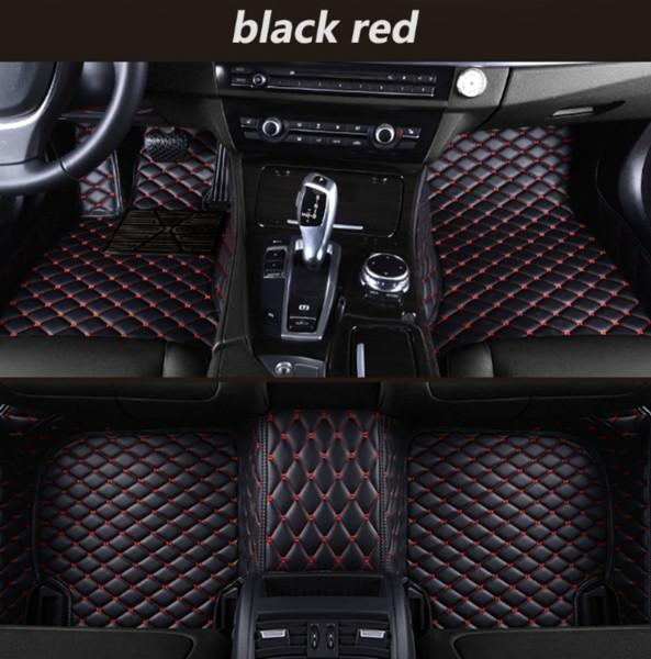 Noir + rouge