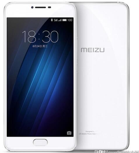 "New Original Meizu U20 2G 16/32GB Mobile Phone MTK Helio P10 Octa Core Cellular Fingerprint ID 1920x1080p 5.5""13.0MP"