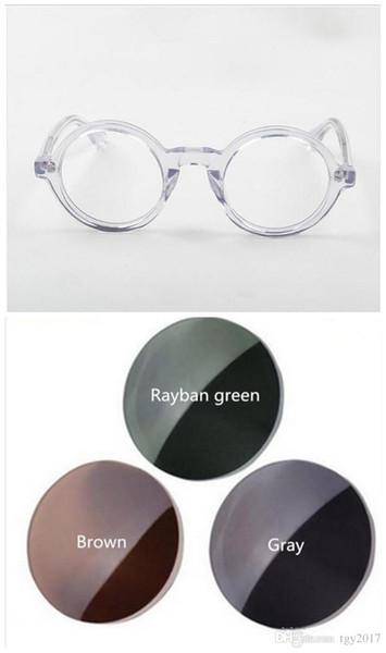 quadro transparente + cinza polarizado
