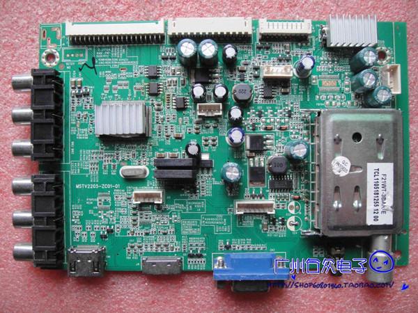 best selling LE26C16 eds motherboard MSTV2205-ZC01-01 screen V260B2 - LE3