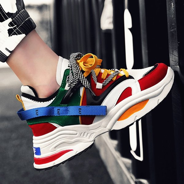 Erkek Nefes Moda Sneakers Superstar Erkek Günlük Ayakkabılar Siyah Ayakkabı Erkek Yürüyüş Ayakkabı Açık Boys Erkek Zapatos