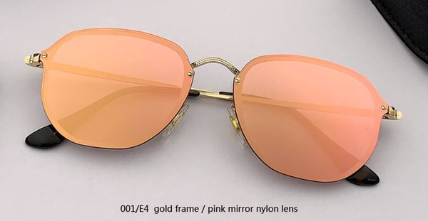001/E4 gold/pink mirror