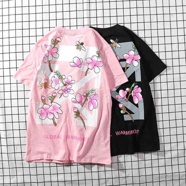19ss Best Seller T Shirts For Men And Women Fashion Design Perfect Quality And Original Printing Lovers T Shirts