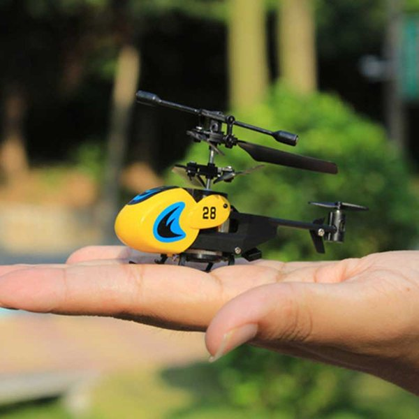 Aerial model remote control aircraft mini 3.5 2channel remote control aircraft small toy model aircraft RC Helicopter
