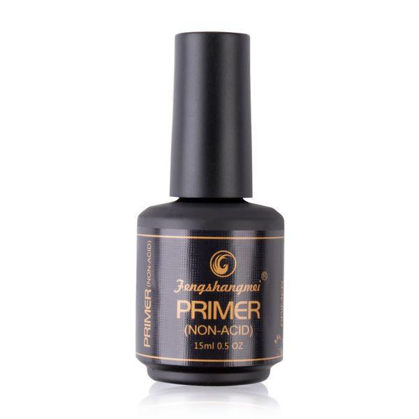 Art Nail Gel Fengshangmei 15ml Non Acid Primer For Nails Quick Dry Degreaser Professional Longer Lasting Nail Primer