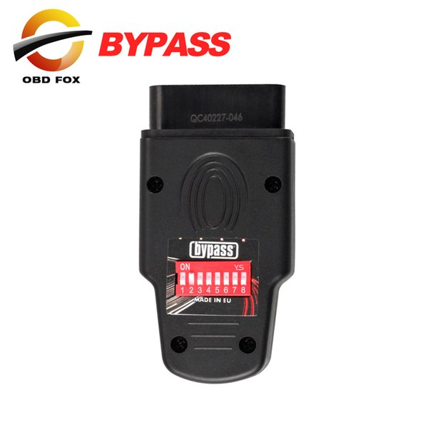 2018 Top selling BYPASS for vag ECU Unlock Immobilizer Tool ECU chip tuning tool immo bypass Free shipping