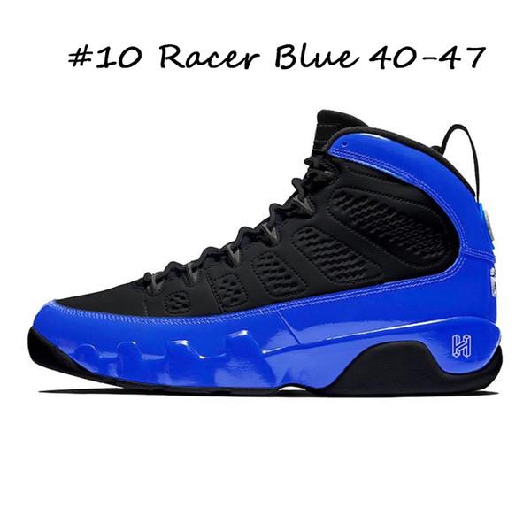 #10 Racer Blue 40-47