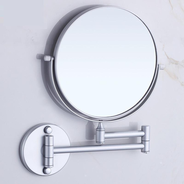 Wall Mounted Double Side Aluminum Bathroom Cosmetic Mirror Bedroom Mirrors  Bedroom Mirrors For Sale From Pagoda, $298.3| DHgate.Com