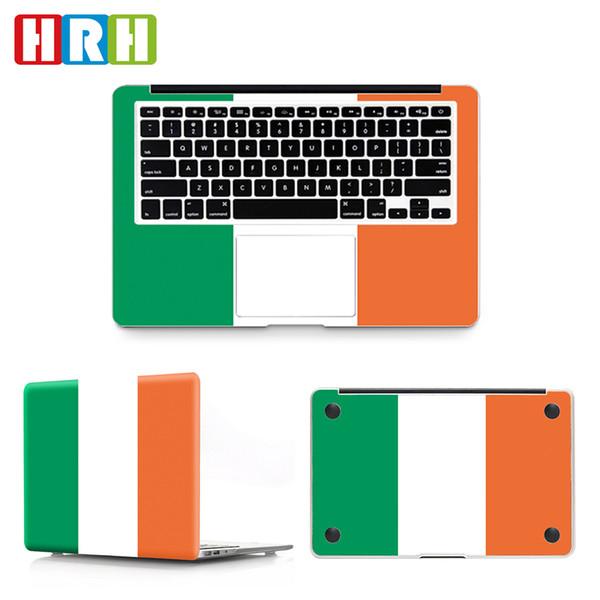 HRH 3in1 Flag Laptop Skin Vinyl Decal Sticker for Macbook Air A1932 Case 2018 11 12 13 15