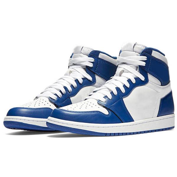 # 31 Blue Storm avec la marque bleue
