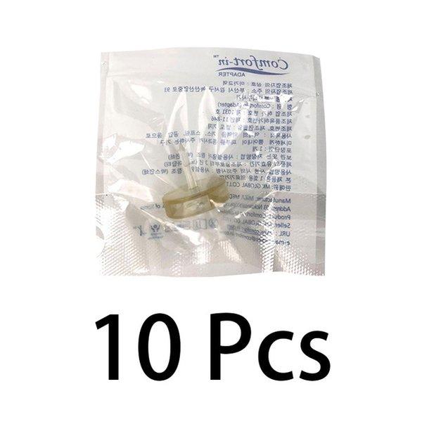 10PCS 주사기 0.5 ㎖
