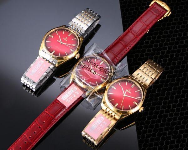 Einfache super wasserdichte Armbanduhr der Uhr Art und Weiseuhr der Qualitätsmänner geben beste Qualität des Verschiffens frei