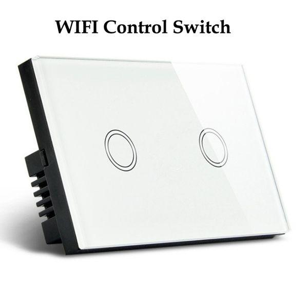 White WIFI Switch