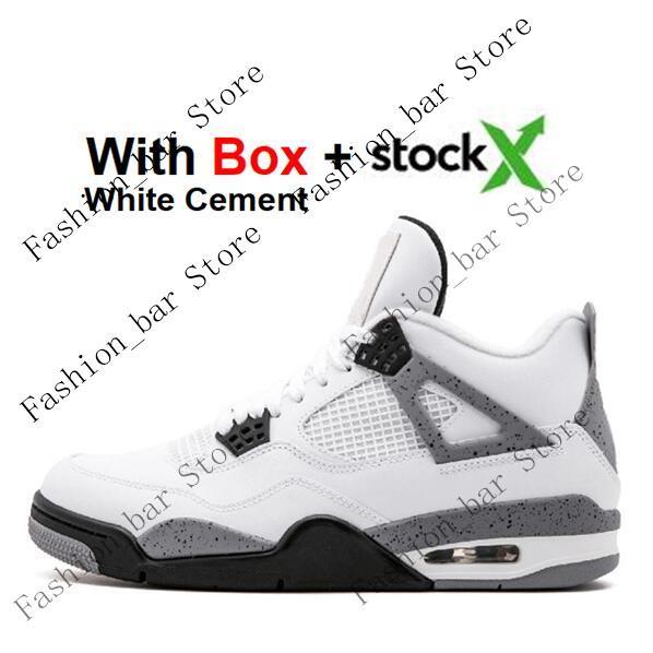 Белый цемент 4s