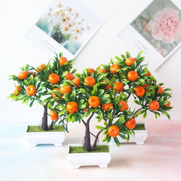 Mandarin Orange Tre
