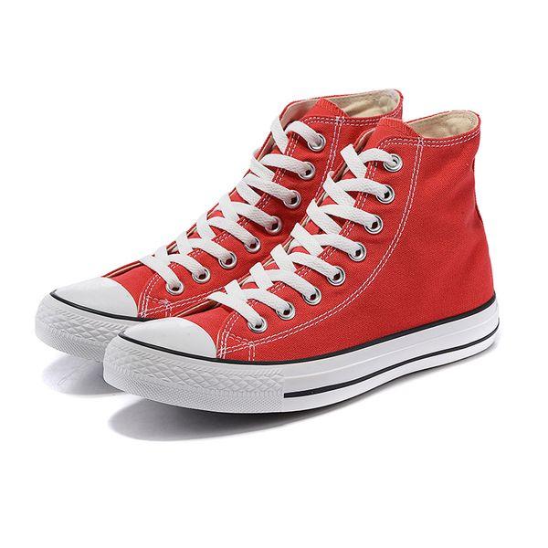 Tuval 1970 s Yıldız Klasik Lüks Tasarımcı Ayakkabı Düşük Yüksek Erkek Rahat Ayakkabılar Kadın Eğitmenler Slam Reçel Siyah Beyaz Spor Sneakers boyutu 36-44