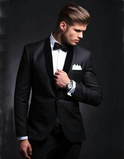 Black Groom Wedding Tuxedos Bridegroom Suits Man Blazer Velvet Shawl Lapel 2piece Evening Party Casual Groomsmen Wear Smoking Jacket Pants