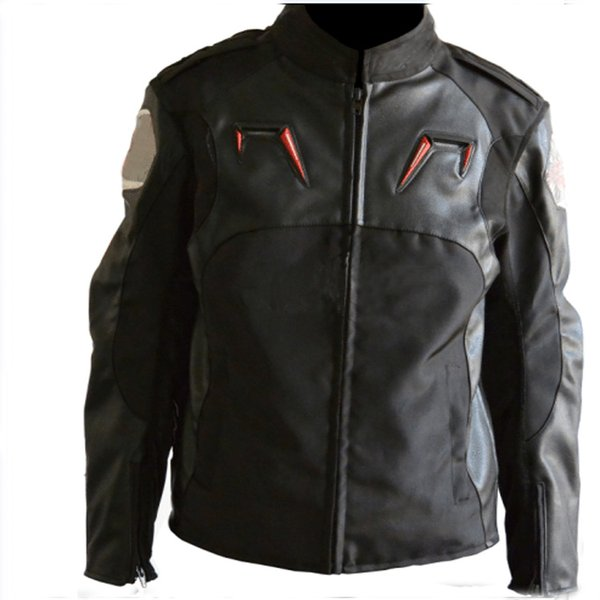 PU Oxfrod Jacket Off-Road Motorcross Motocycle Protective Clothing