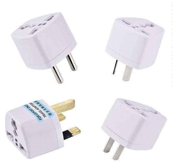 top popular Universal Power Adapter Travel Adaptor AU US EU UK Plug Charger Adapter Converter 3 Pin AC Power For Australia New Zealand 2021