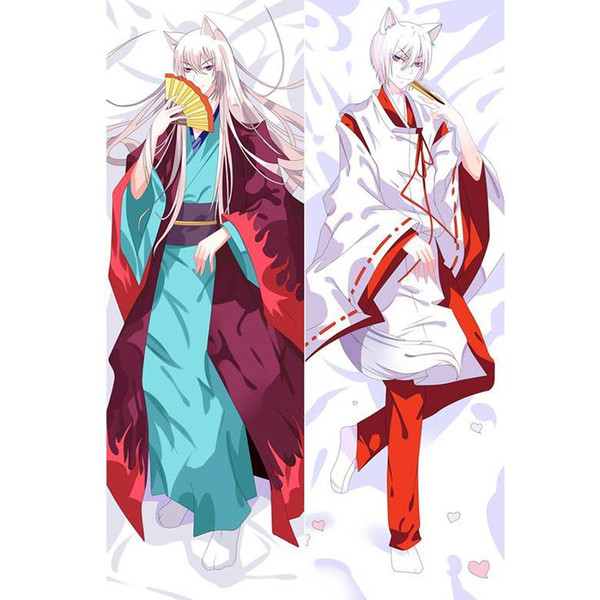 BL Male Japanese Customize Anime Kamisama Love Tomoe Throw Otaku Dakimakura Gifts Bedding Hugging Body Pillow Case 150x50 CM