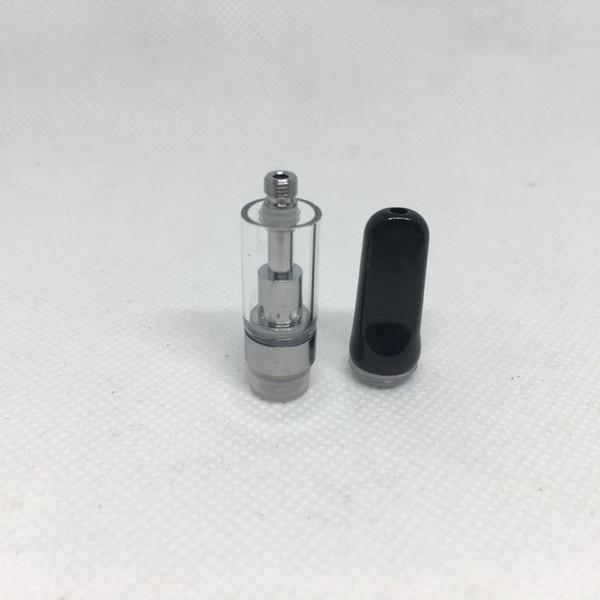 0.5ml Black Tip in Foam