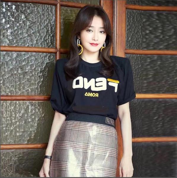 Mens Designer Tops Moda Casual Marca T Camisas 2019 Homens Verão Mulheres Casal Designer Top Tees Pullover de Manga Curta