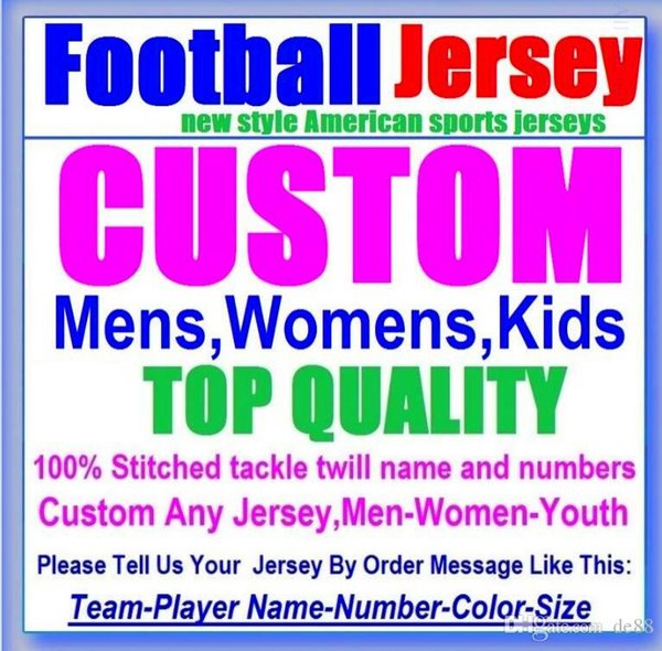 Custom american football jerseys Baltimore Denver college authentic retro rugby soccer baseball basketball hockey jersey 4xl 5xl 6xl shop