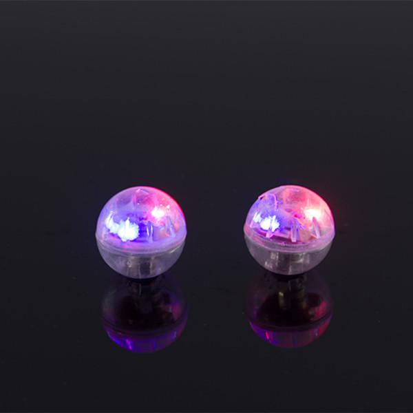 Accessori elettronici del giocattolo del flash di vibrazione Luce di vibrazione - emettendo la luce del movimento - emettendo la sfera di lana della sfera di allungamento ha condotto la sfera istantanea