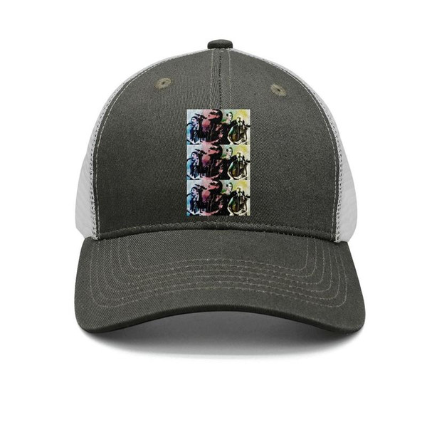 The Pride of U2 army-green mens and womens trucker cap ball styles custom cute hats