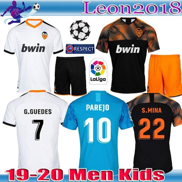 lowest price e3ce3 abad1 Thailand 2019 2020 valencia cf occer jer ey gaya 19 20 ...