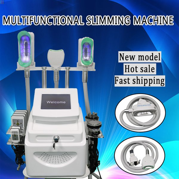 2019 design 360 double chin cryo handle vacuum therapy slimming machine cryotherapy machine cellulite removal machine profesional slimming