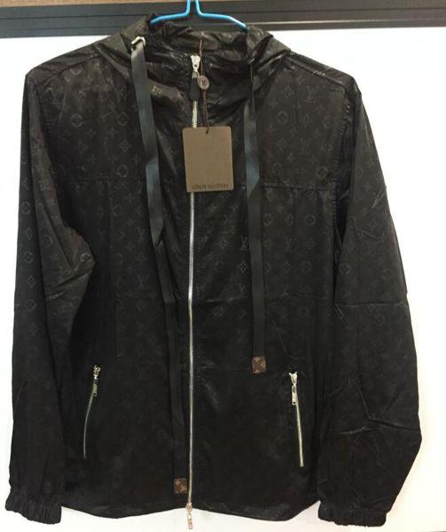 19ss KANYE WEST Hip Hop Windbreaker chaquetas de diseñador de moda Hombres Mujeres Streetwear Prendas de abrigo Abrigo de alta calidad