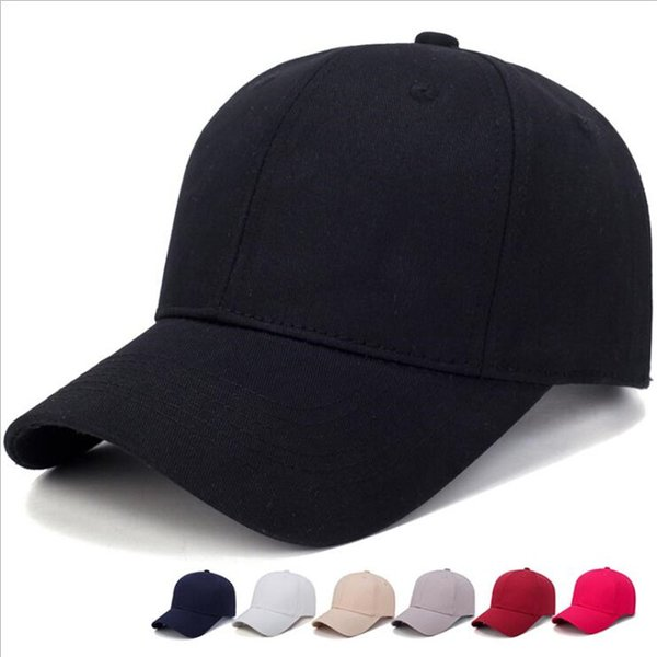 Women Outdoor Solid Sun Visor Hats Summer Personality Foldable Sports Caps Popular Holiday Sunscreen Cotton Snapbacks