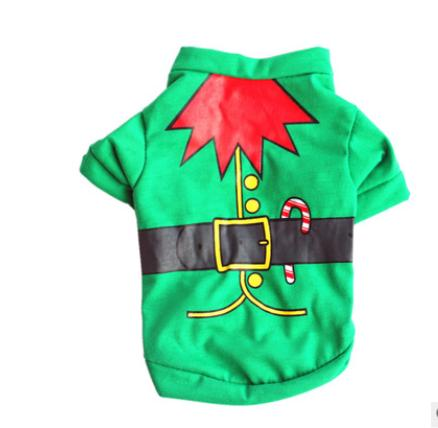 XS/S/M/L Pet Dog Clothes 2019 New Year Costume Cute Cartoon Clothes For Small Dog Cloth Costume Dress apparel for Kitty Dog Gift