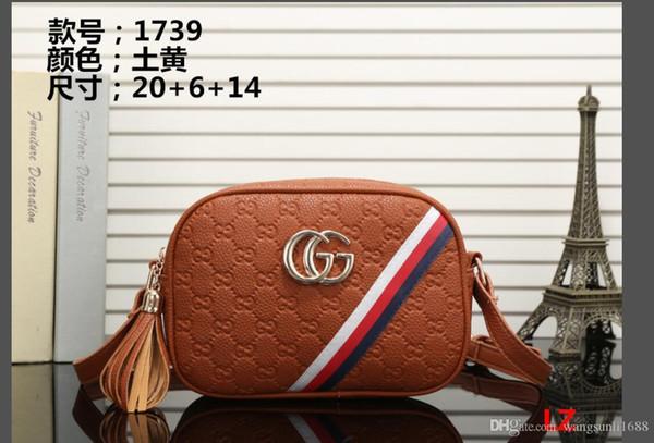 2018 styles Handbag Fashion Leather Handbags Women Tote Shoulder Bags Lady Leather Handbags m Bags purse 01