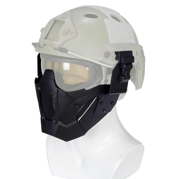 Outdoor Bike Face Module New Mascara Tactical Mask com Balaclava From 41 Half Dhgate Ma Men Baibuju Iron Winter 2020 95 Warrior 26