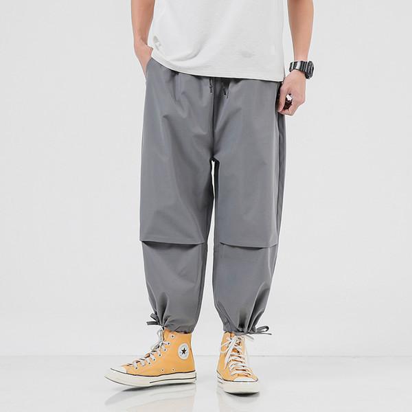 Pantaloni casual da uomo di alta moda Design unico Hip Hop Pantaloni di qualità Harem Pantaloni sportivi da uomo Casual Pantaloni da jogging Joggingbroek