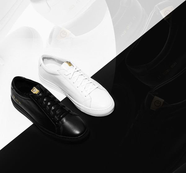 2019 new quality wild edition south Korean first layer leather breathable loafers leather small white shoes women's shoes