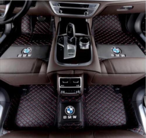 Carpets For BMW X5 F15 E70 2007-2018 Car Floor Mats Waterproof pads Auto Mat