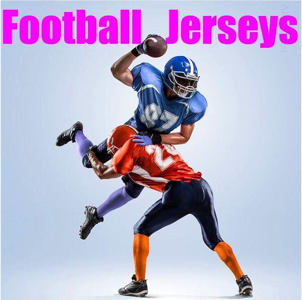 All Stitched Custom american football jerseys Houston New York college authentic cheap baseball basketball mens womens youth USA 4xl tshirts