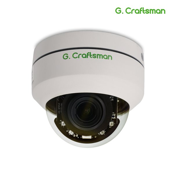 5MP POE Mini PTZ IP Camera Dome H.265 Indoor 2.8-12mm 4X Optical Zoom IR 45M P2P CCTV Security Onvif Waterproof G.Craftsman