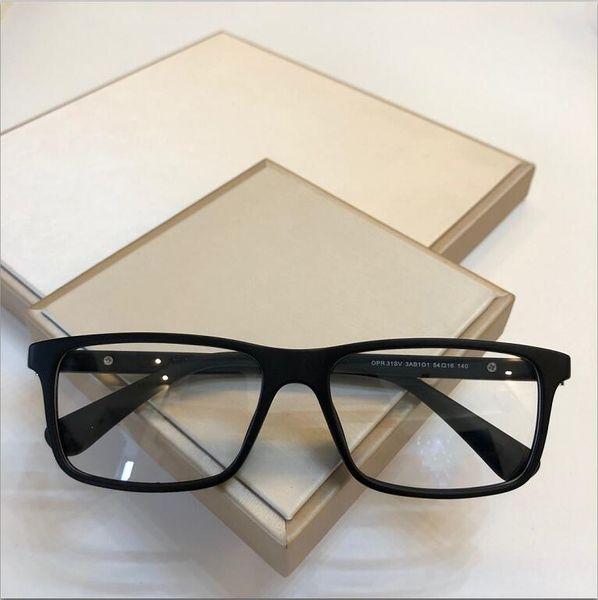 New eyeglasses frame 31 plank frame glasses frame restoring ancient ways oculos de grau men and women myopia eye glasses frames