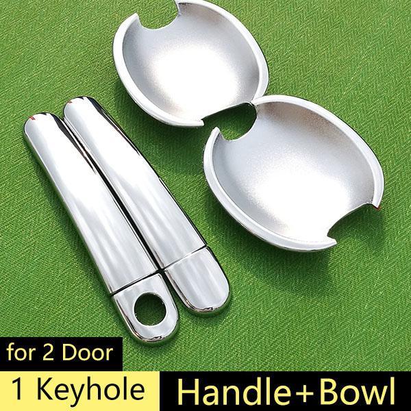 HandleBowl 1Key 2Dr
