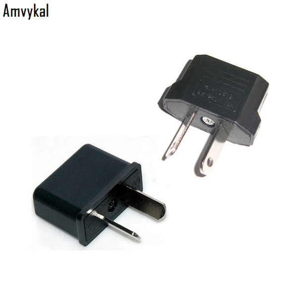 top popular Amvykal High Quality Australia Travel Convert Plug Adaptor EU US To AU Plug Adapter Converter Universal AC Power Electrical Plug 2020
