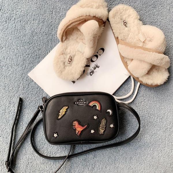 2019 européenne et américaine tendance nouveau style épaule en biais dame fille sac pour l'été soutient la chaîne sacs à main en cuir véritable