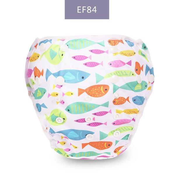 EF84-Swimming Pants