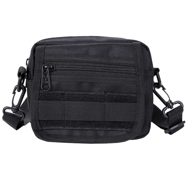 New 1 piece Outdoor Military Tactical Molle EDC Universal Security Pack Waist Bag Outdoor Gear Holster Utility Carry Pouch 2018 #664429